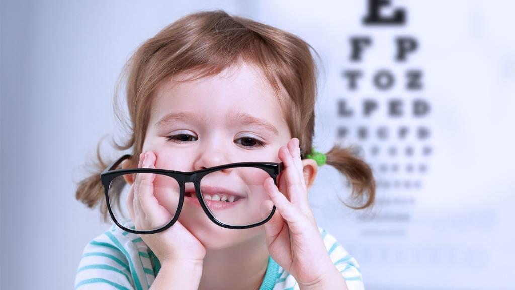 Почему ухудшается зрение у детей и подростков «ochkov.net»