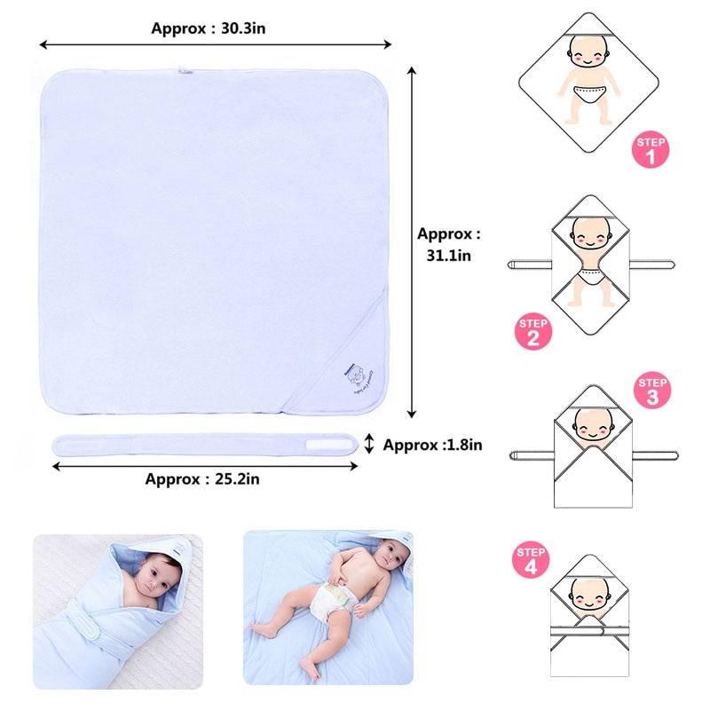 Какая ткань для детских пелёнок лучше?