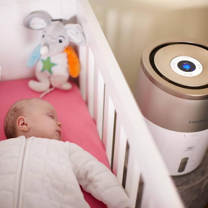 Увлажнитель воздуха для новорожденных и детей постарше: рейтинг лучших 2019 – 2020, нужен ли для детской комнаты, отзывы