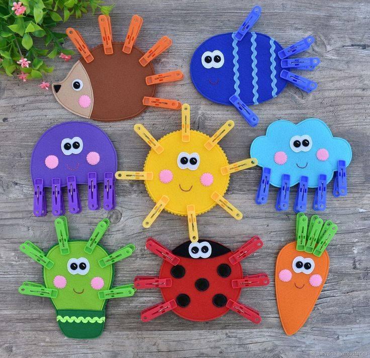 5 простых игр для развития ребенка 2-3 лет: клеить и вырезать не нужно! развивающие игры для детей
