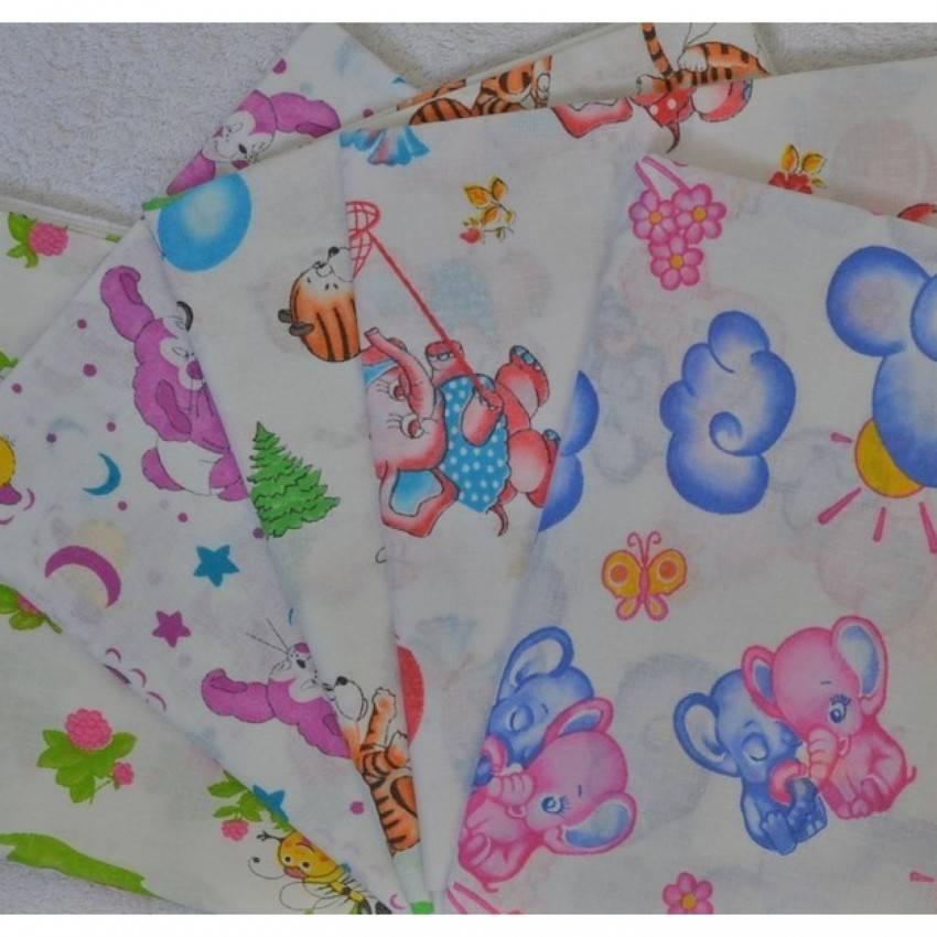 Трикотажные пеленки для новорожденных: какого размера нужны изделия из трикотажа на выписку, отзывы