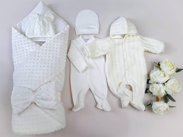 Необходимые вещи для новорожденного на выписку