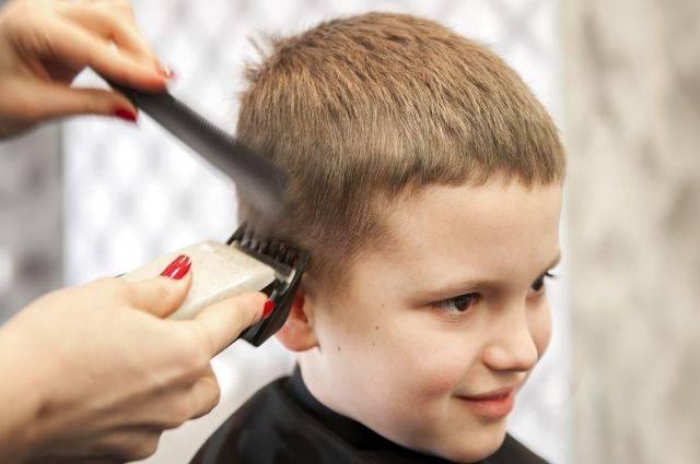 Нужно ли стричь своего ребенка в год?