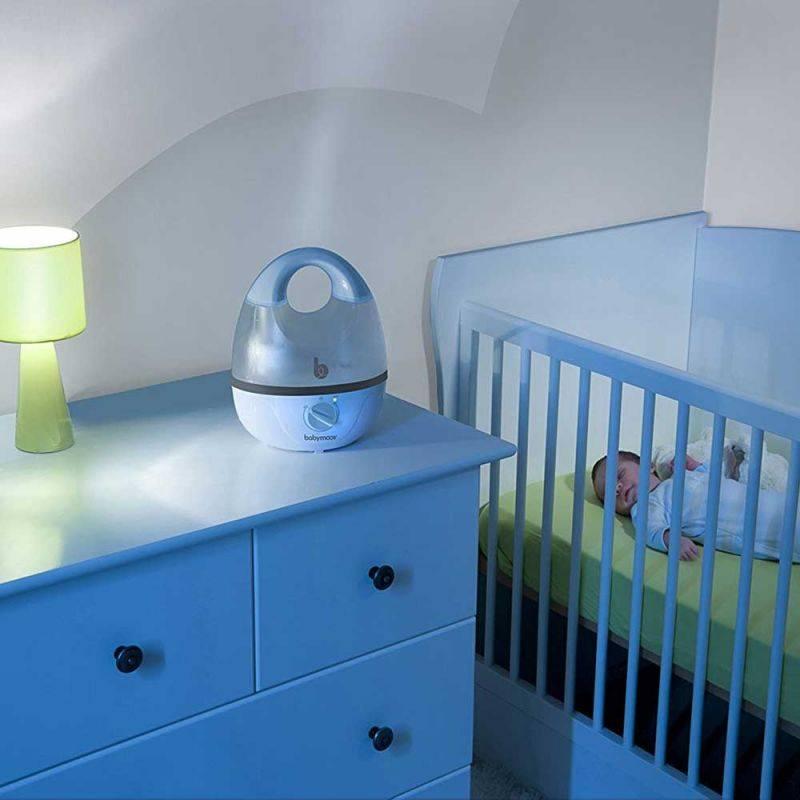 Как выбрать увлажнитель воздуха для детской комнаты, плюсы и минусы