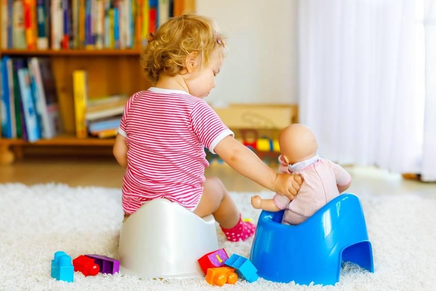 С какого возраста приучать ребенка к горшку - советы врачей