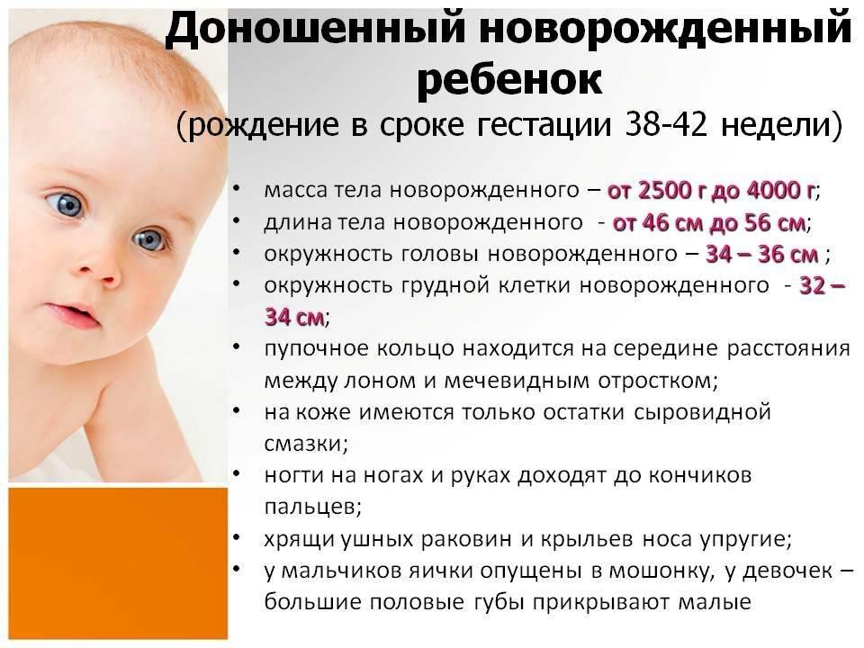 Роды при низкой массе тела: риск для матери и малыша