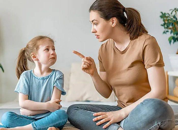 Как наказывать ребенка без ремня