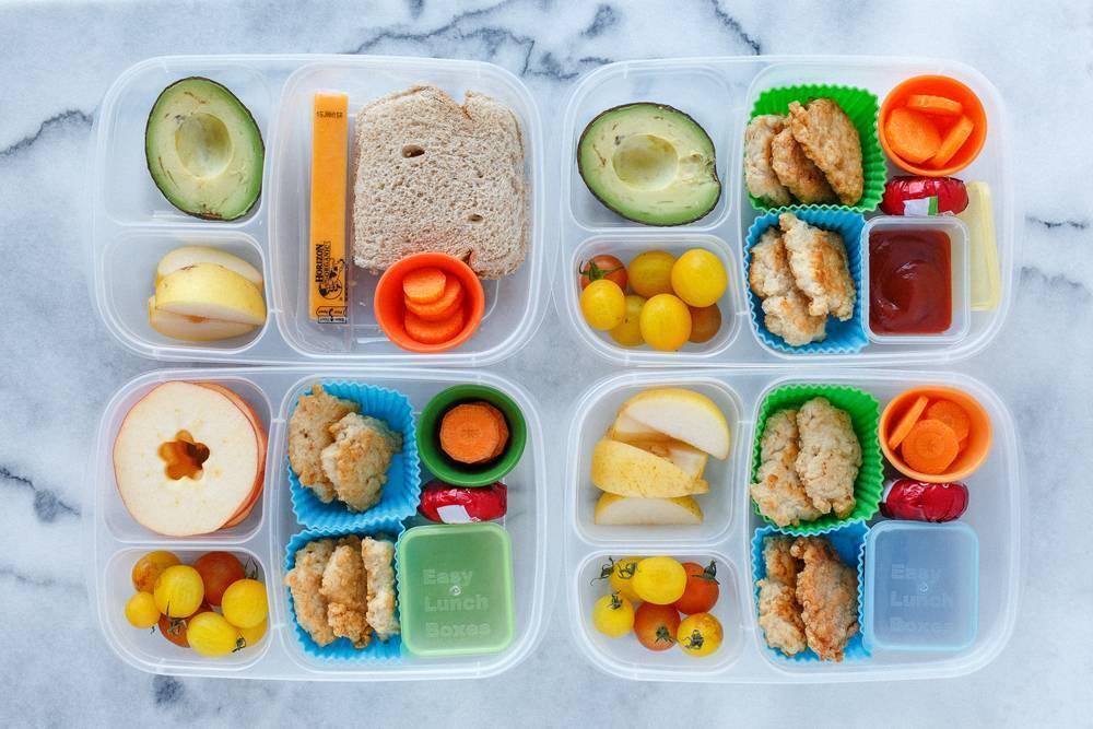 8 вариантов обедов ребенку в школу по правилам правильного питания :: polismed.com