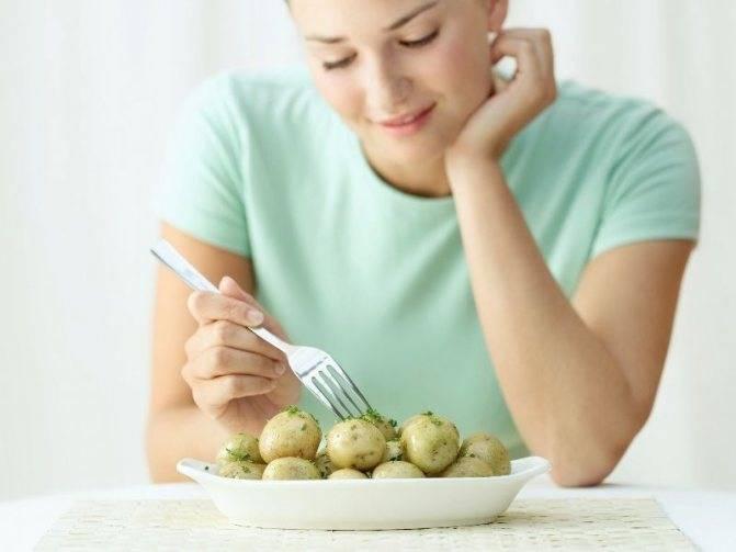 Можно ли кормящим мамам картошку: вареную, жареную, тушеную