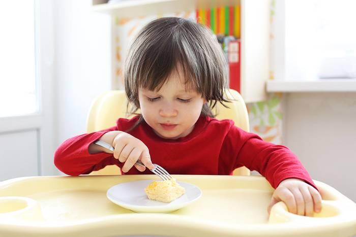 Омлет для ребенка 1 года