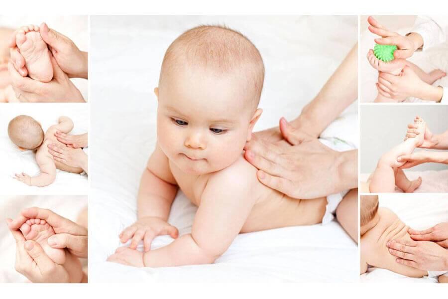 Как научить ребенка переворачиваться с живота на спину (Комаровский)