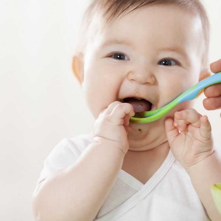 Почему ребенок отказывается от прикорма- энциклопедия детское питание