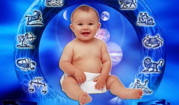 Характер ребенка, согласно знакам зодиака