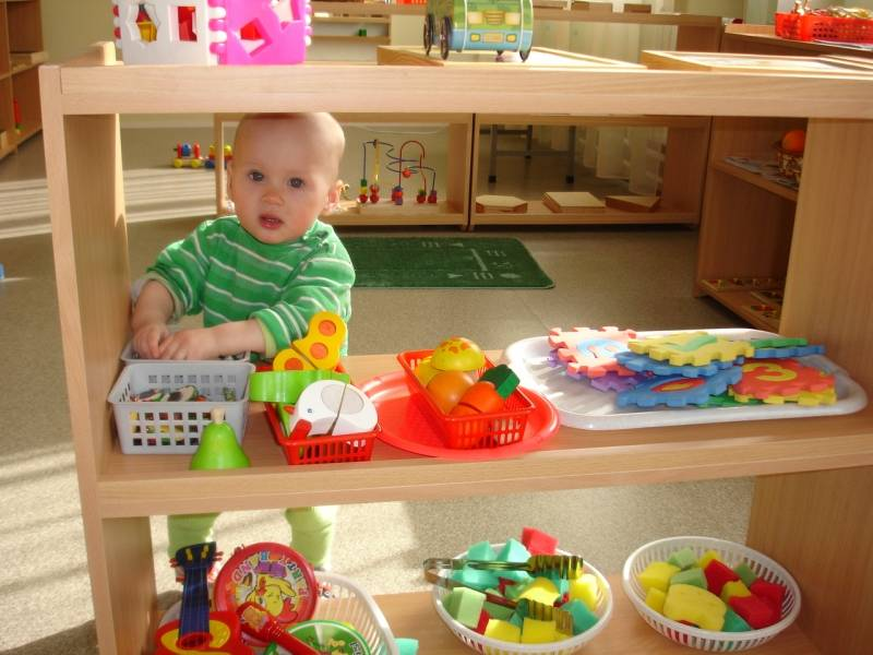 Как развивать ребёнка в 4 месяца - игры, игрушки, упражнения