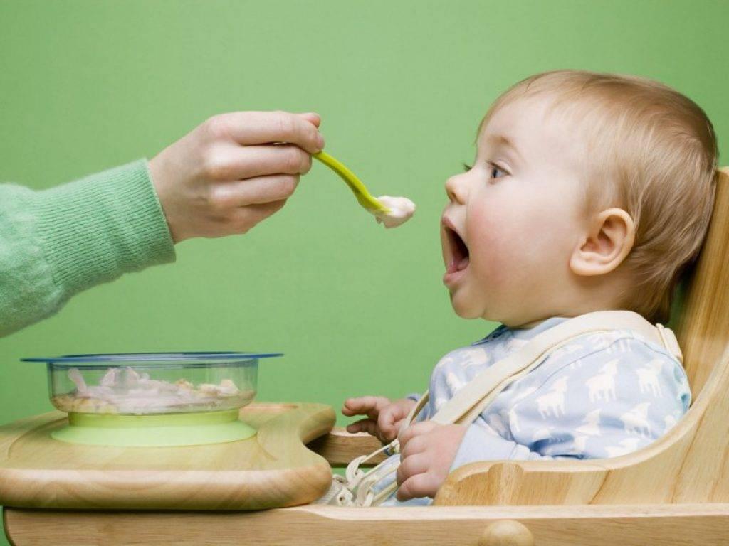 Кормление ребенка в 6 месяцев