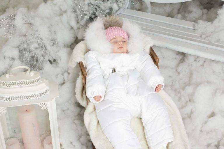 У новорожденного холодный нос дома
