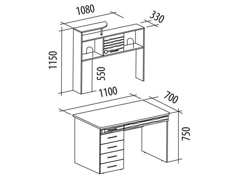 Выбираем удобный стол для первоклассника: описание размеров, функциональности, обзор моделей