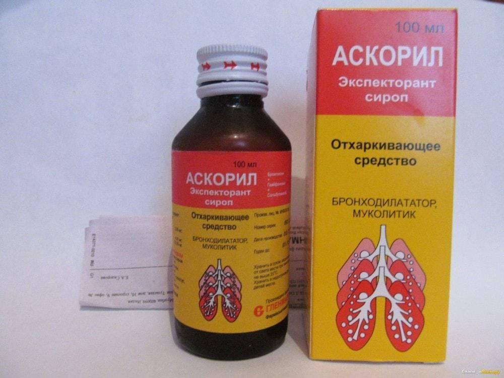 Лучшие отхаркивающие средства при сухом кашле. 25 препаратов