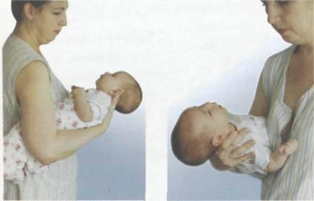 Когда малыша надо ставить столбиком после еды, а когда лучше оставить в покое