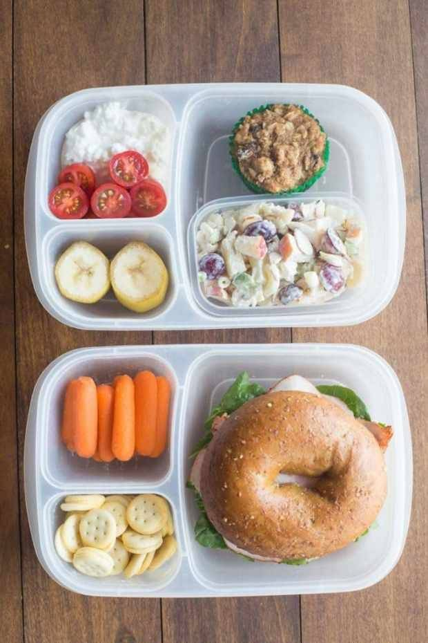 Правильные перекусы для школьников