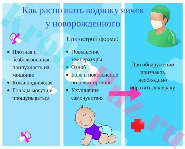 Крипторхизм яичка у детей симптомы и лечение.