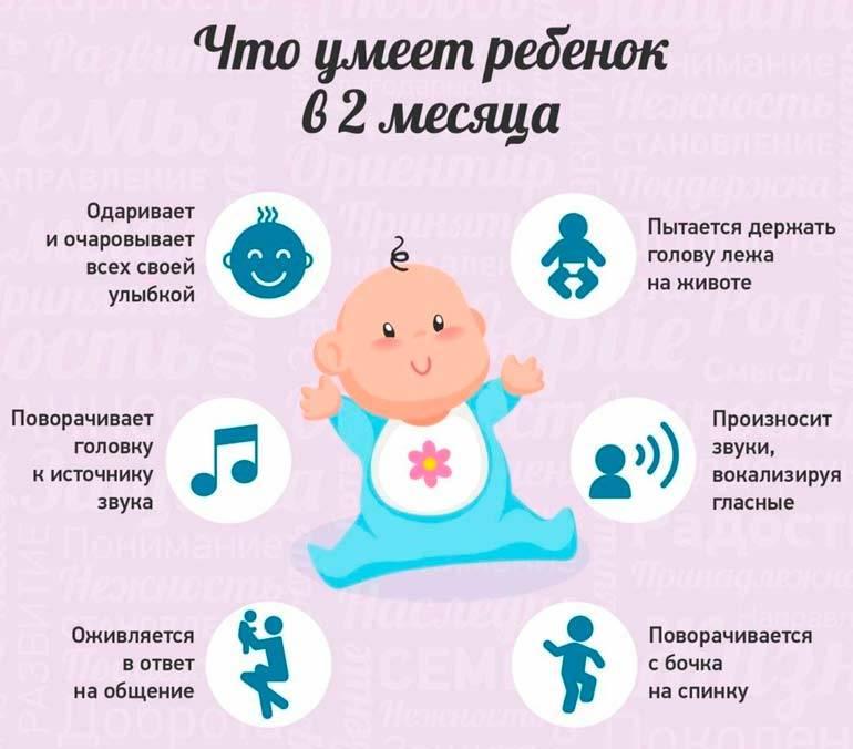 Что должен уметь ребёнок в 5 месяцев: нормы развития