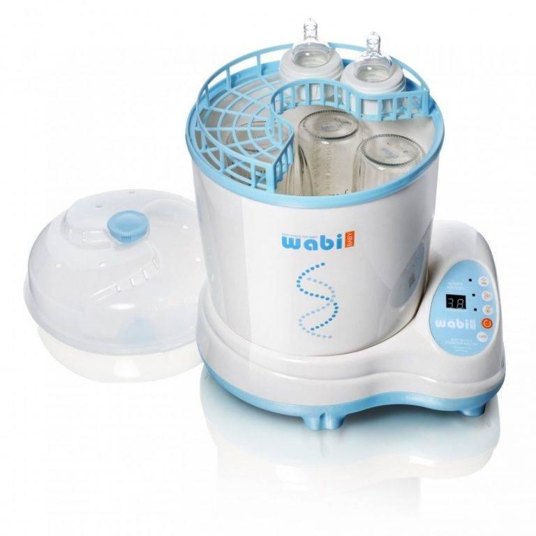 Как стерилизовать бутылочку для новорожденного в домашних условиях