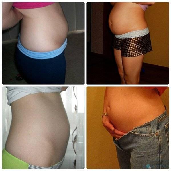 Большой живот при беременности: почему быстро растет на ранних или поздних сроках? - детская клиническая больница г. улан-удэ