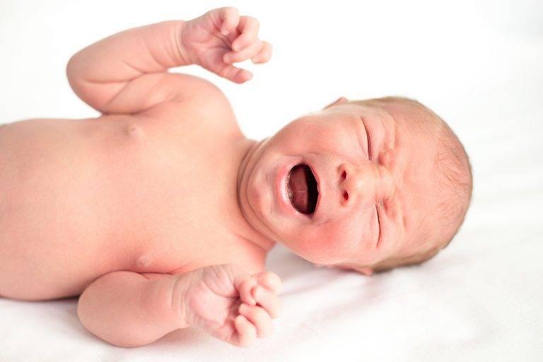 Кишечная палочка у младенца