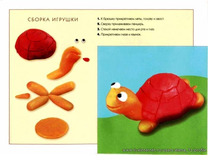 Лепка из пластилина для детей 2 - 4 лет - коробочка идей и мастер-классов