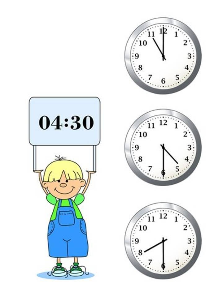 Как научить ребенка определять время по часам со стрелками