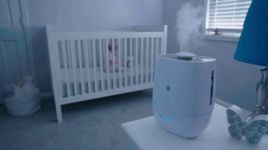 Как выбрать увлажнитель воздуха для комнаты