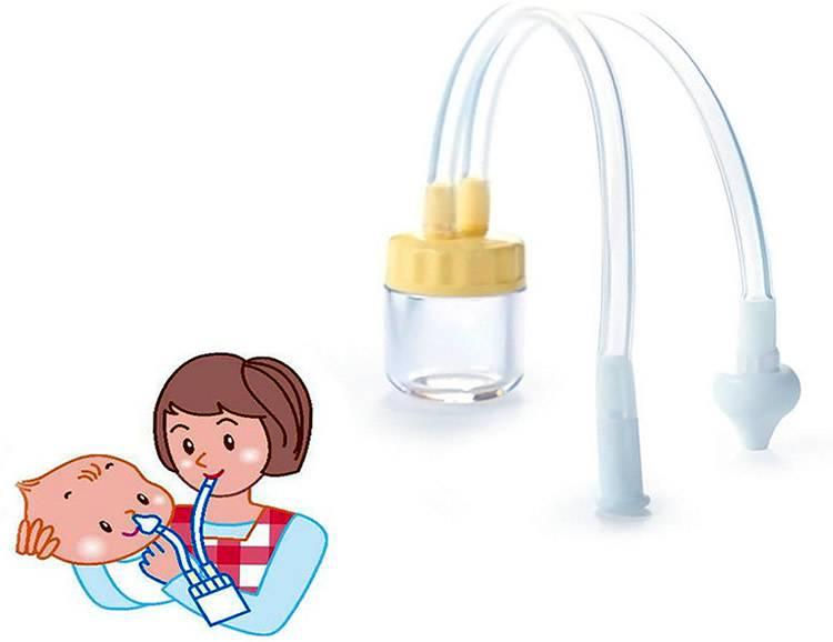 Соплеотсос для новорожденных — какой выбрать и как использовать