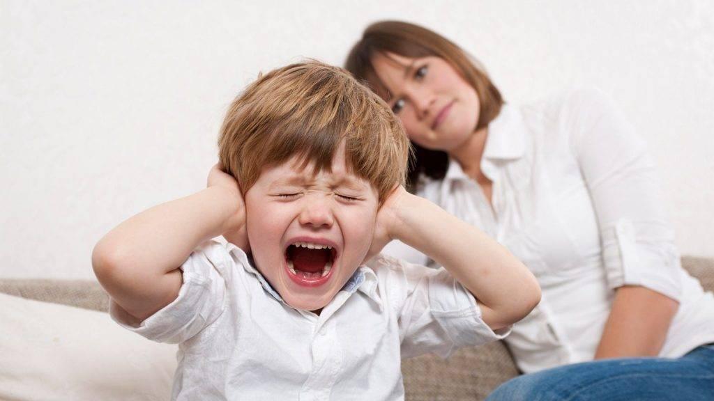 Как реагировать на капризы детей