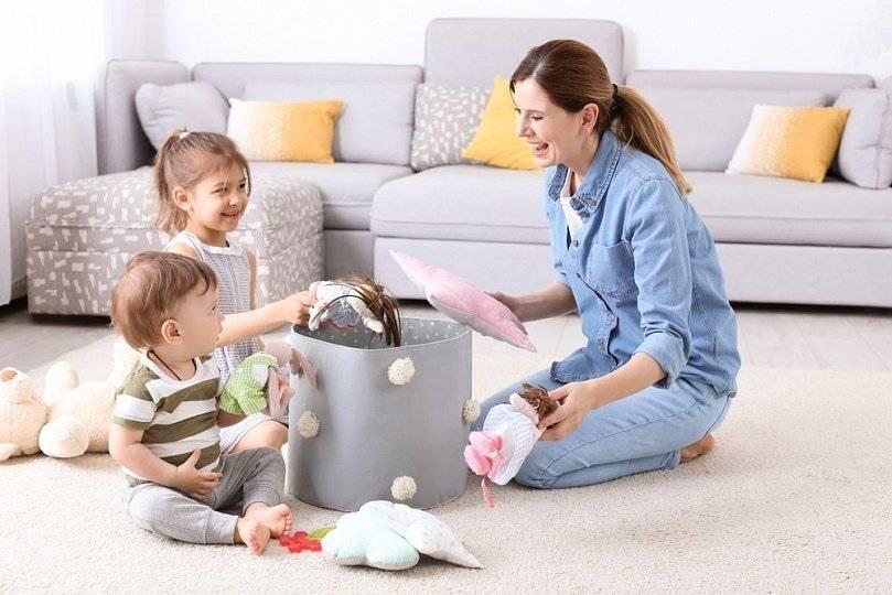 Первомай в квартире: как приучить школьников помогать по дому?