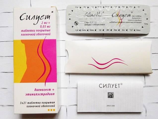 Противозачаточные таблетки силуэт: цена, отзывы, инструкция по применению