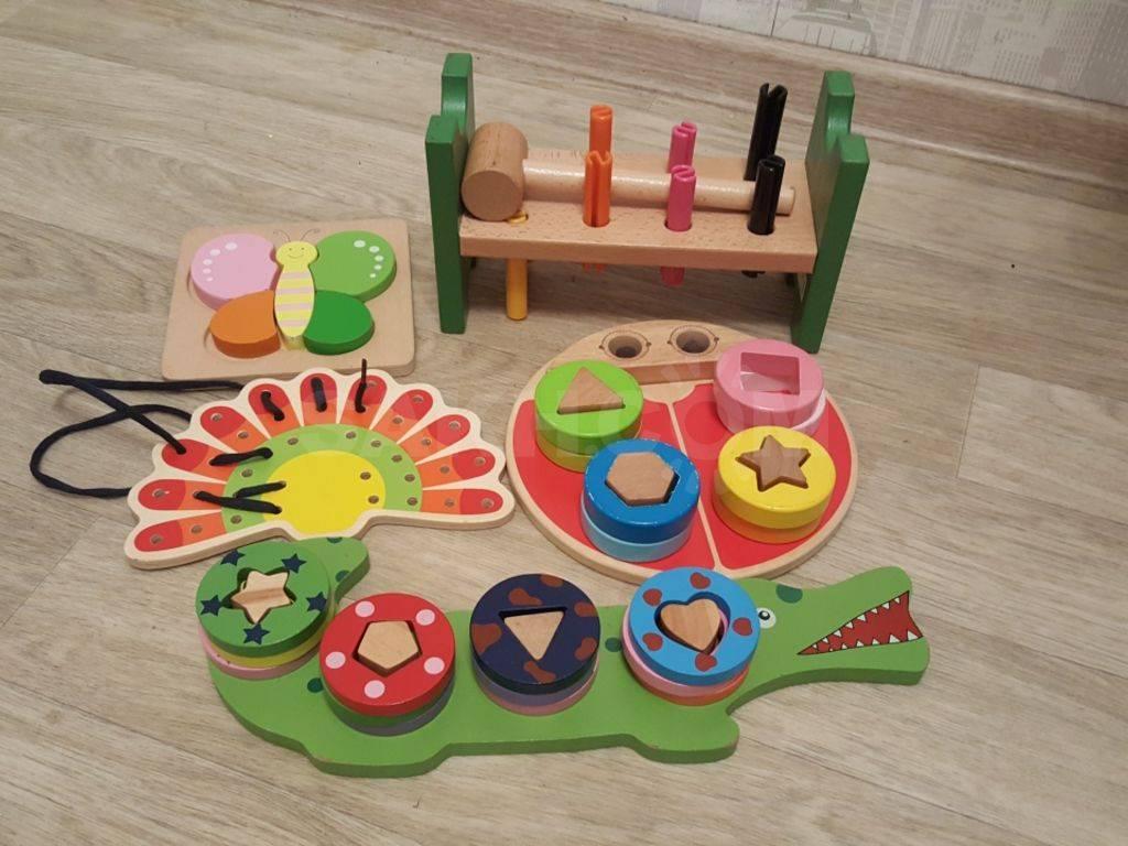 Какие игрушки нужны и интересны ребенку в 2 года