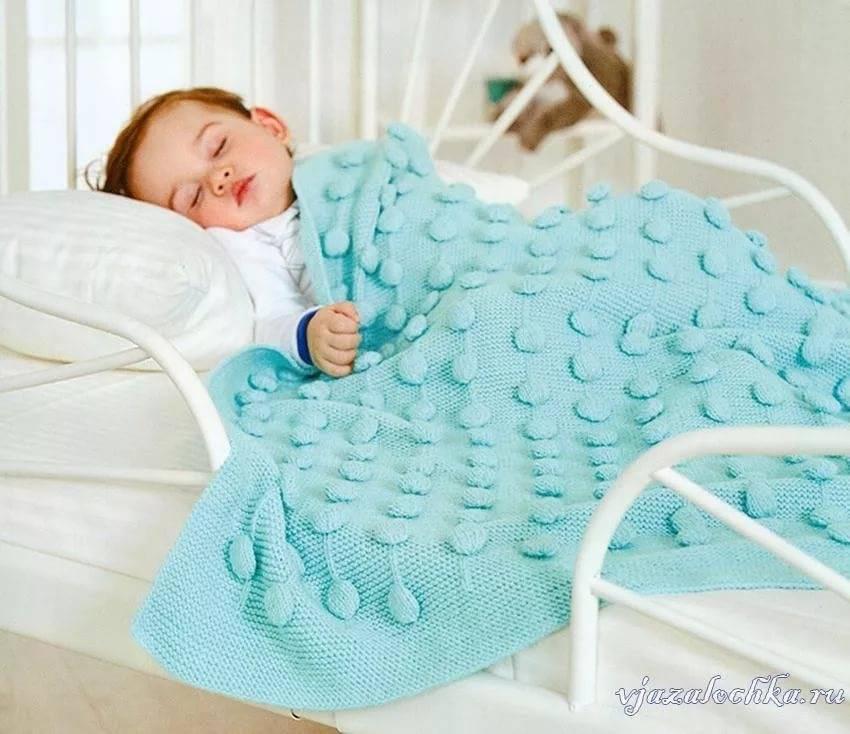 Детское одеяло своими руками - виды, материалы и схемы пошива
