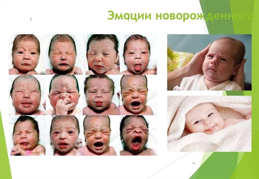 Эмоции наших детей - эмоциональное развитие