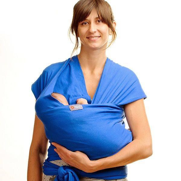 Все о слинге для новорожденного ребенка: какой лучше и как выбрать для грудничка
