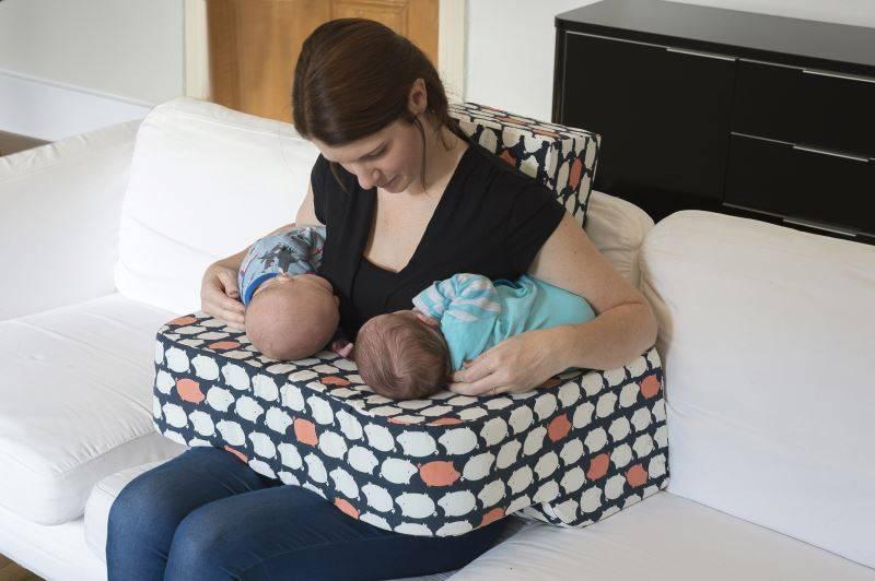 Подушка для кормления ребенка - делаем правильный выбор