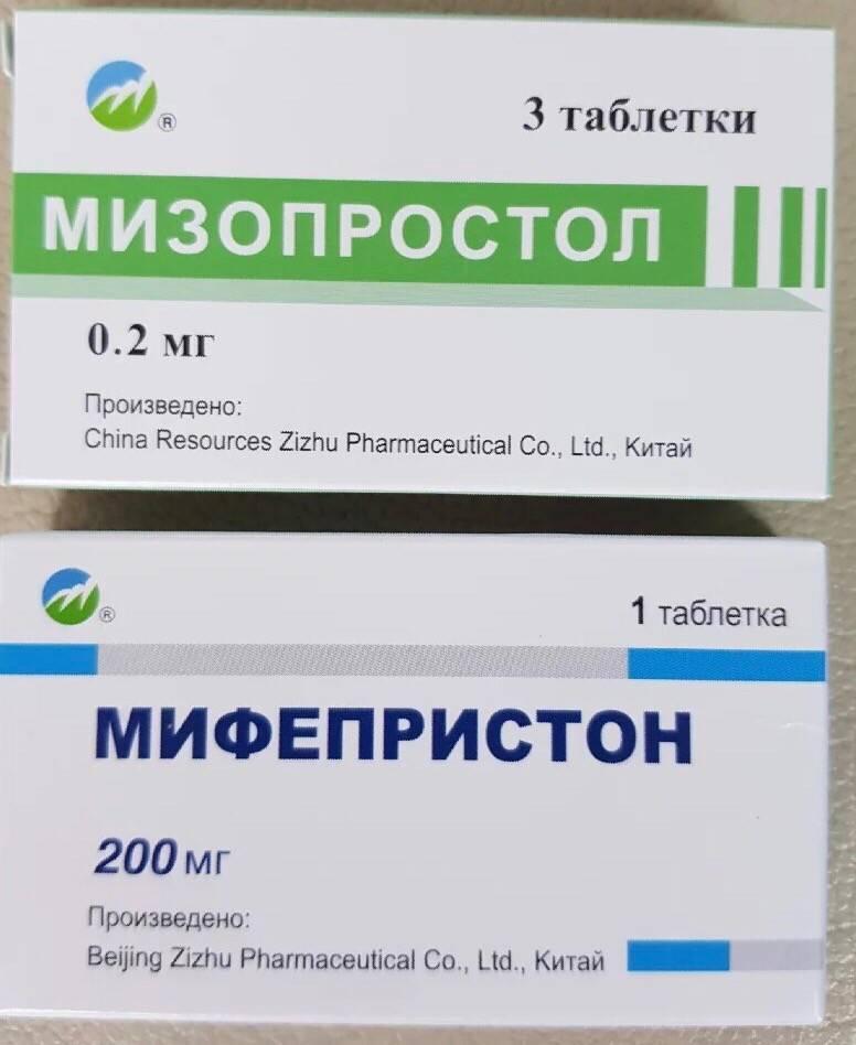 Экстренная контрацепция: таблетки для прерывания беременности