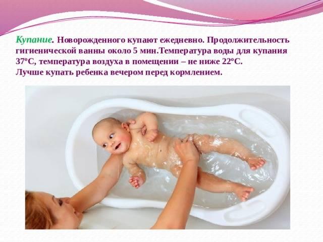 Как подмывать новорожденную девочку: видео интимной гигиены под краном