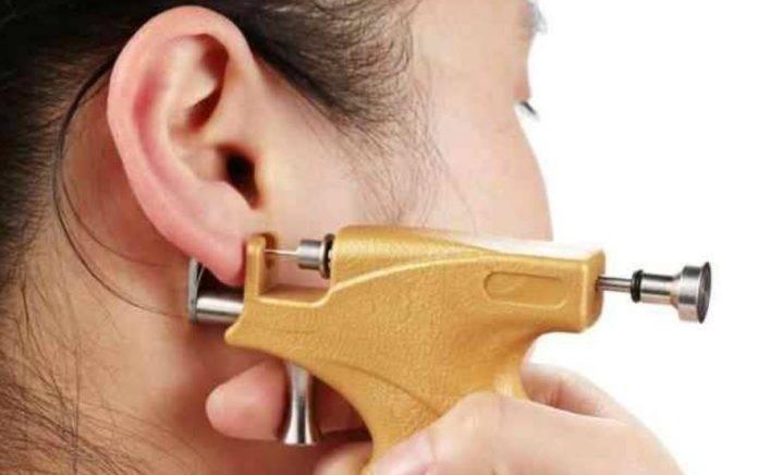 Чем обрабатывать уши после прокола пистолетом