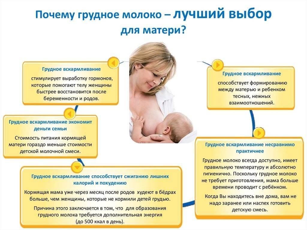 Гипогалактия: нехватка молока у кормящей матери