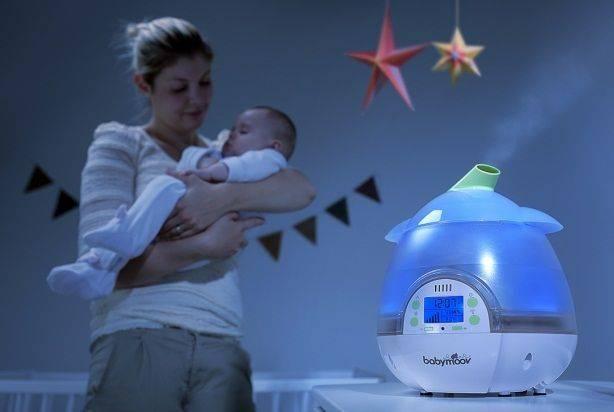 Какой увлажнитель воздуха для детей лучше