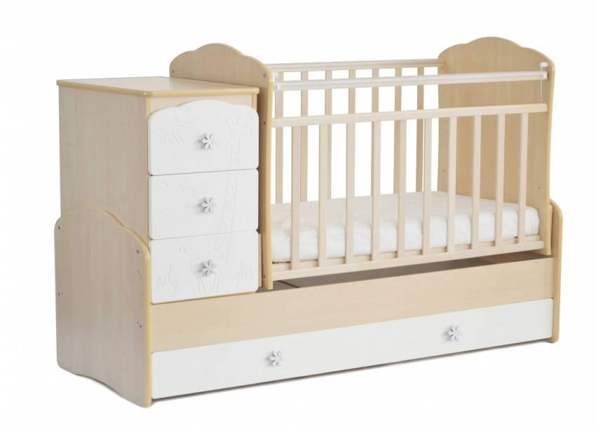 Кроватка для новорожденного: как выбрать детскую мебель правильно, какую модель лучше купить, и что должно быть в комплекте, а также советы от доктора комаровского
