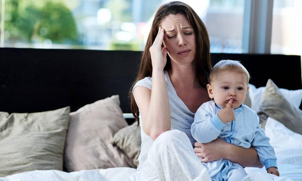 8 распространенных страхов молодой мамы