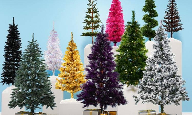 Искусственные ёлки (84 фото): как выбрать новогоднюю литую ель и сосну с шишками? большие модели для дома и улицы
