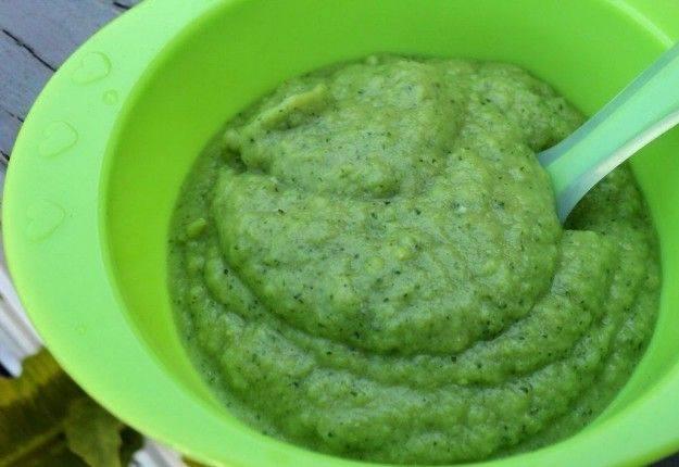 Как приготовить кабачковое пюре ребенку 6 месяцев и старше